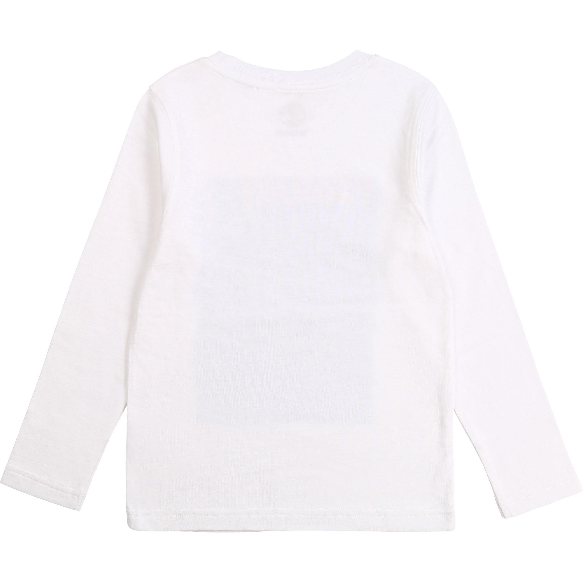 TIMBERLAND t-shirt en coton biologique-4