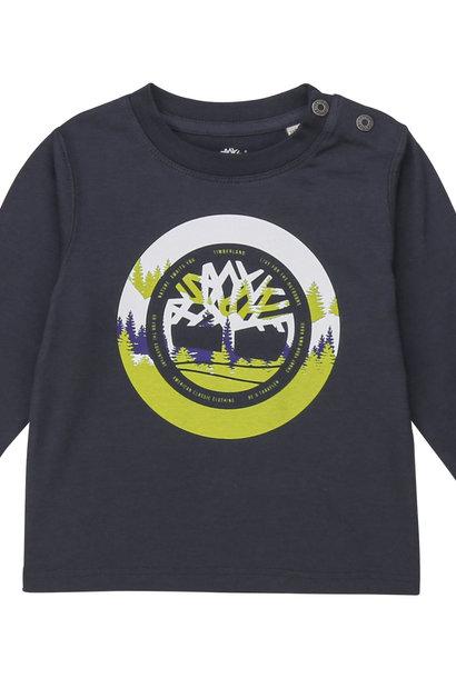 TIMBERLAND t-shirt jersey en coton bio