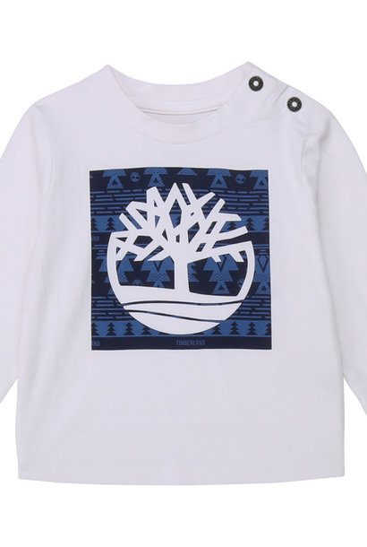 TIMBERLAND t-shirt jersey manches longues