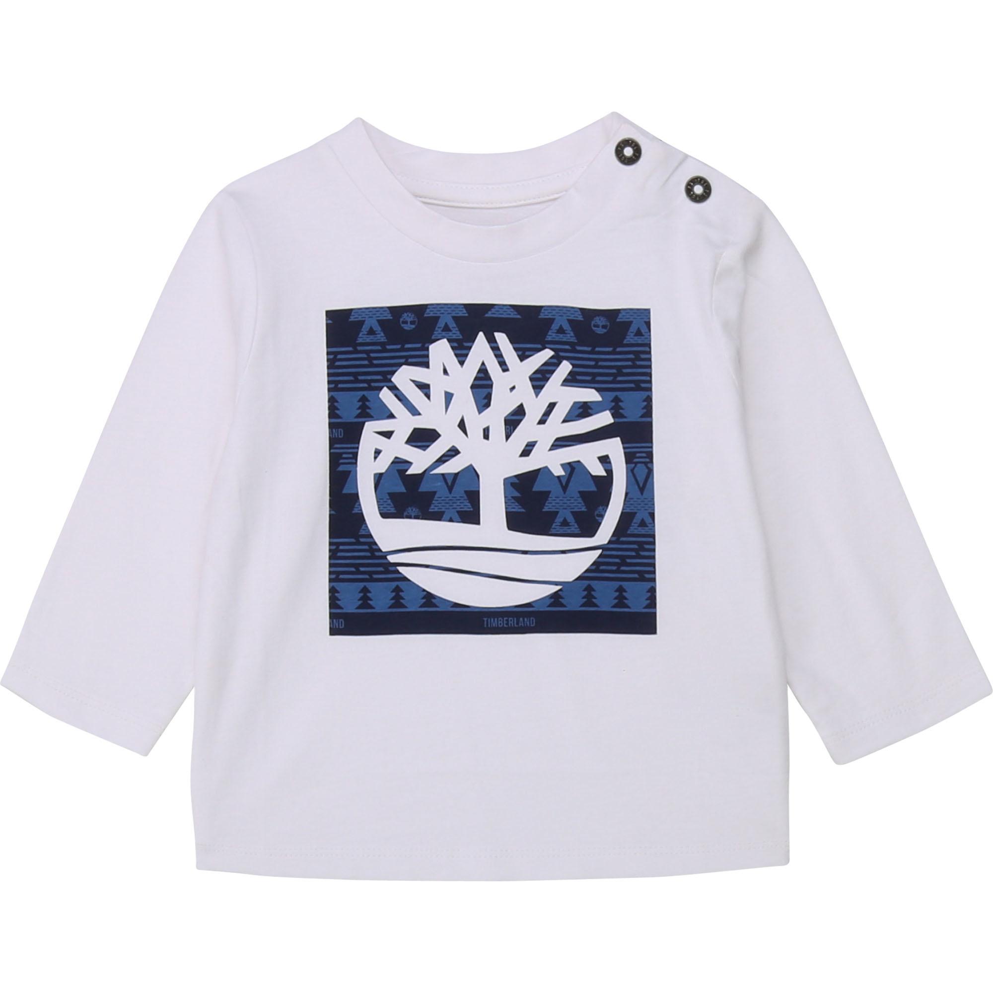 TIMBERLAND t-shirt jersey manches longues-1