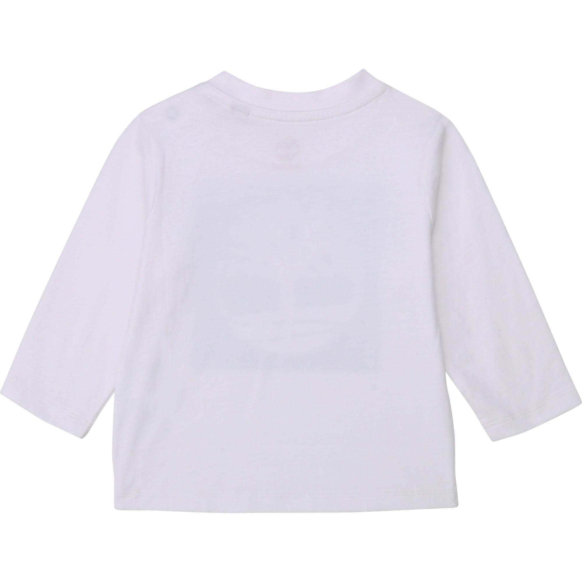 TIMBERLAND t-shirt jersey manches longues-2