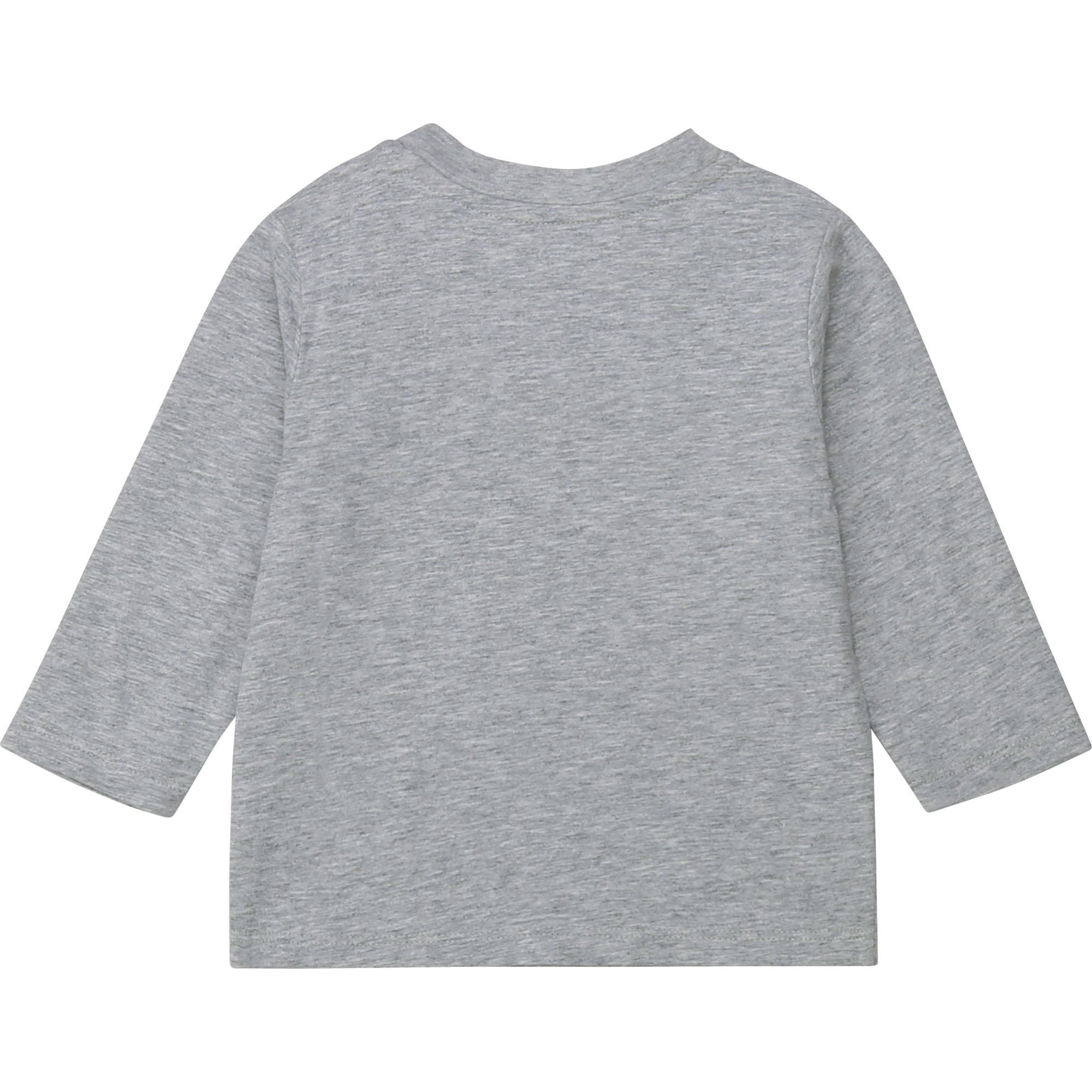 TIMBERLAND t-shirt jersey manches longues-4