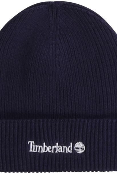 TIMBERLAND bonnet tricot en coton