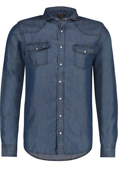 HAZE & FINN chemise en jean