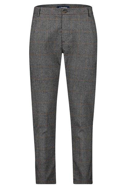 HAZE&FIN pantalon à carreaux