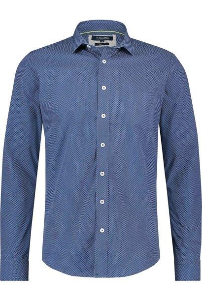 HAZE & FINN chemise extensible à imprimé fleuri, coupe italienne