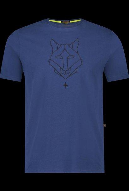 HAZE & FINN t-shirt brodé husky