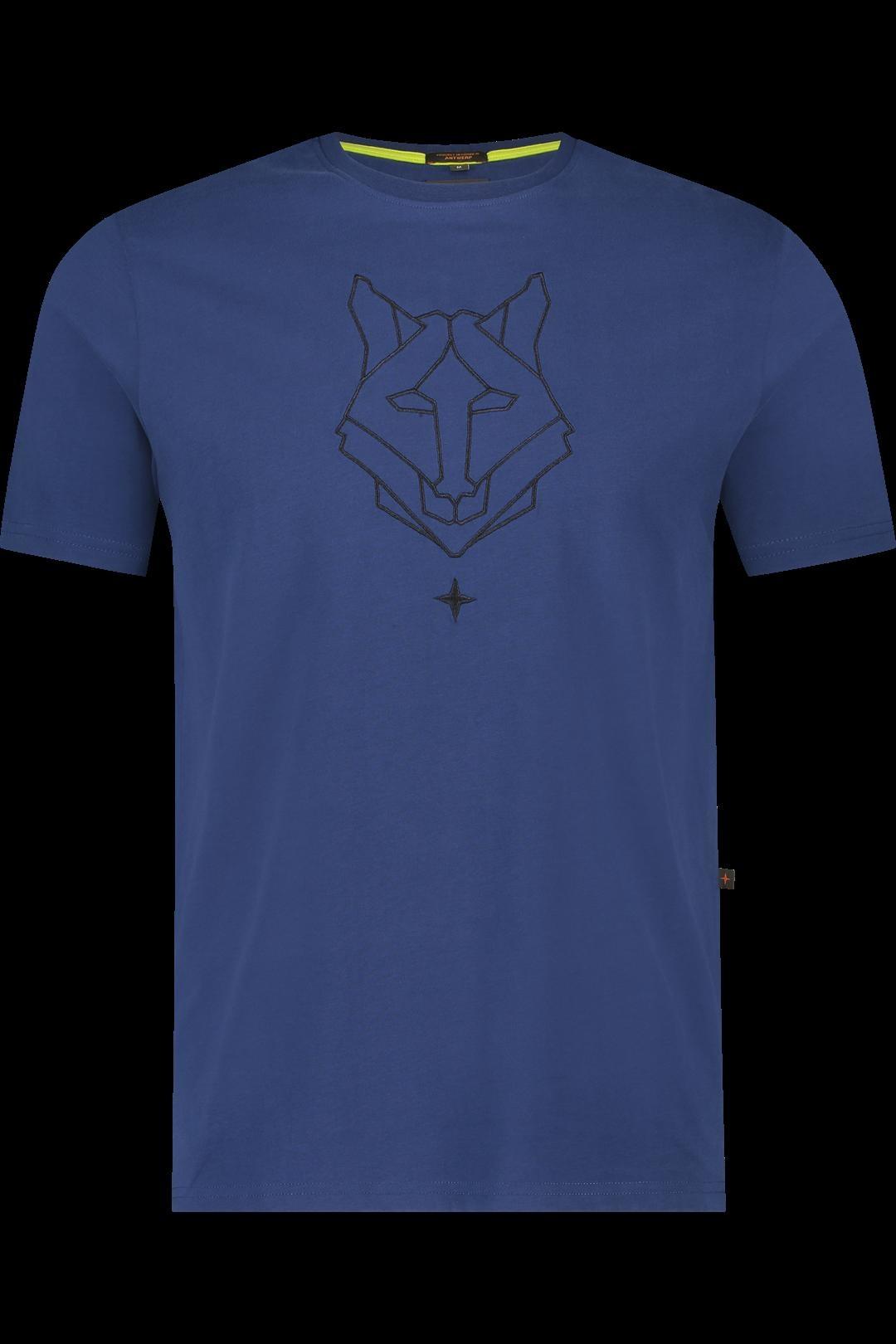 HAZE & FINN t-shirt brodé husky-1