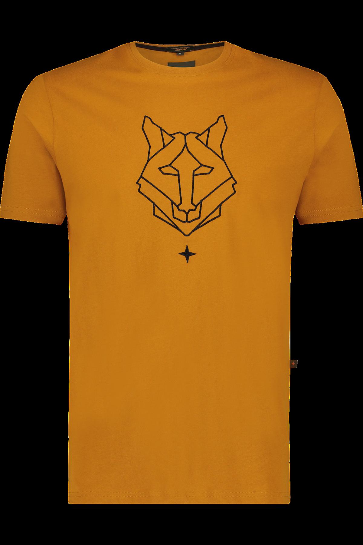 HAZE & FINN t-shirt brodé husky-3