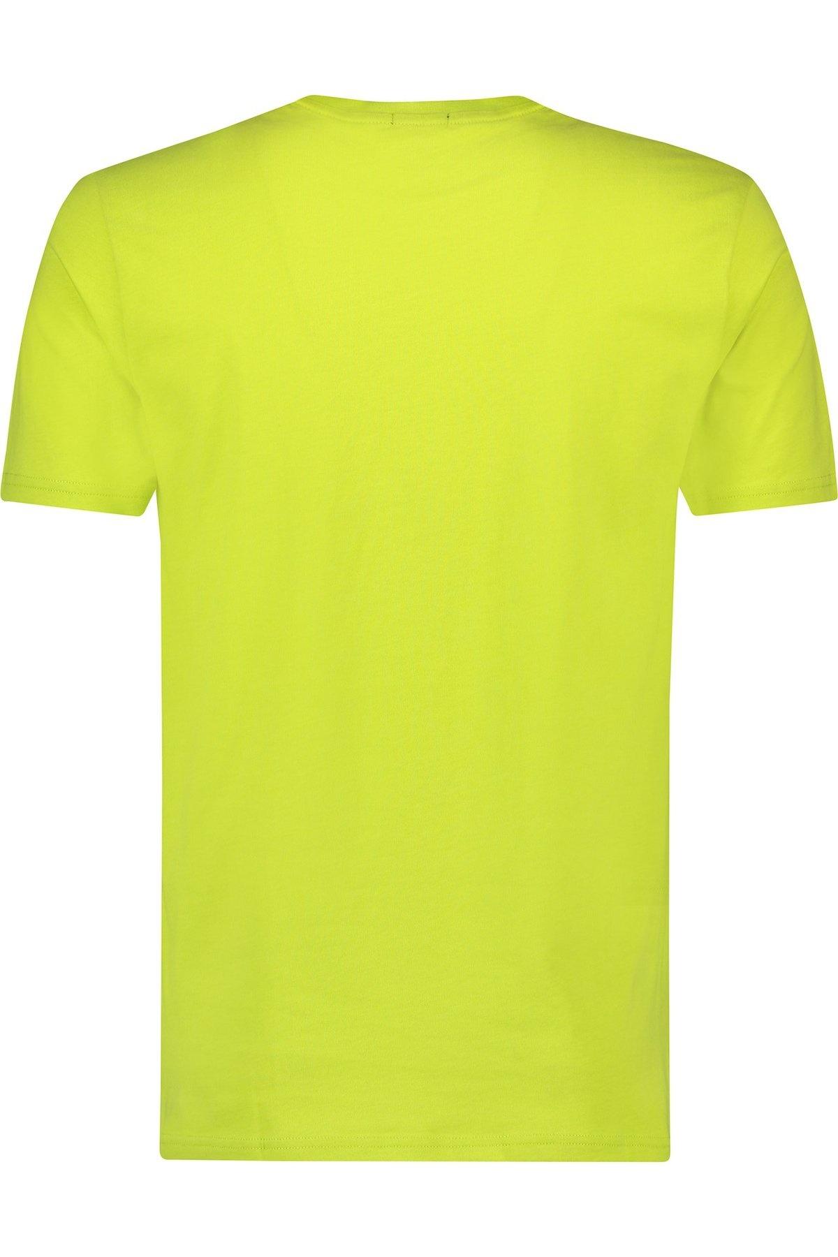HAZE&FINN t-shirt à col rond et logo haze&finn puff-2