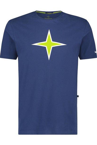 HAZE&FINN t-shirt à col rond avec logo northern star