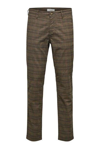 SELECTED pantalon slim à coupe flexible
