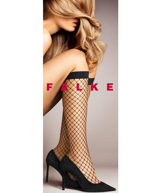 FALKE mi bas femmes classic net-1