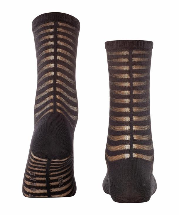 FALKE chaussettes femmes rib flash-3