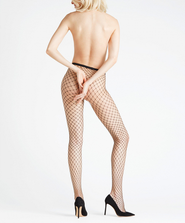 FALKE collant femmes classic net-3