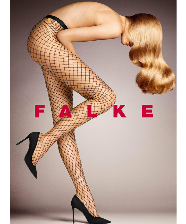 FALKE collant femmes classic net-4