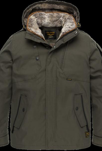 PME veste zippée hi twill snowpack 3.0