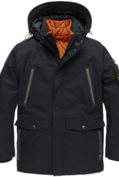 PME veste à capuche course twill+ wiber conselhawk