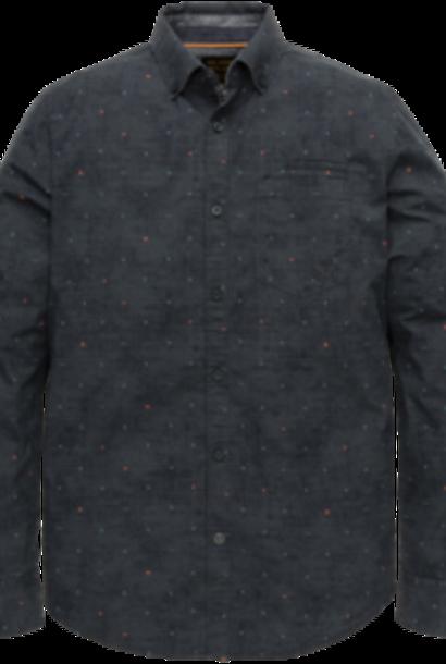 PME chemise à manches longues en popeline imprimé