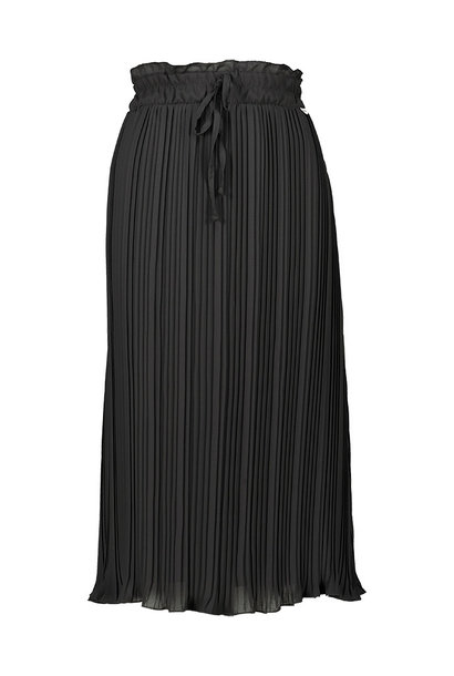 PEPITES jupe longue plissée lucille