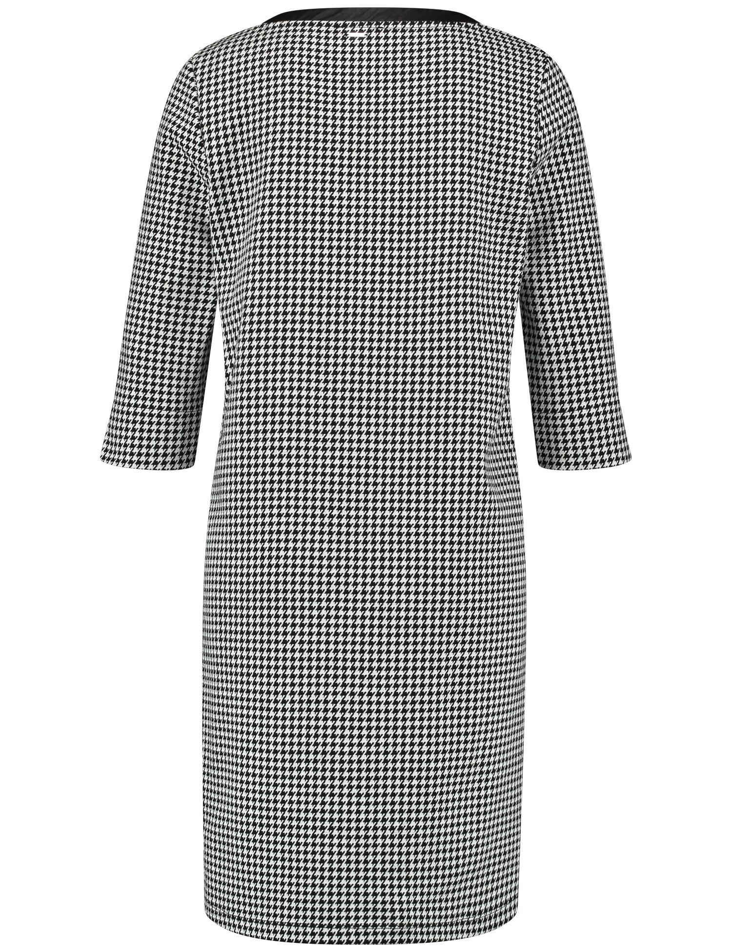 TAIFUN robe à carreaux-3