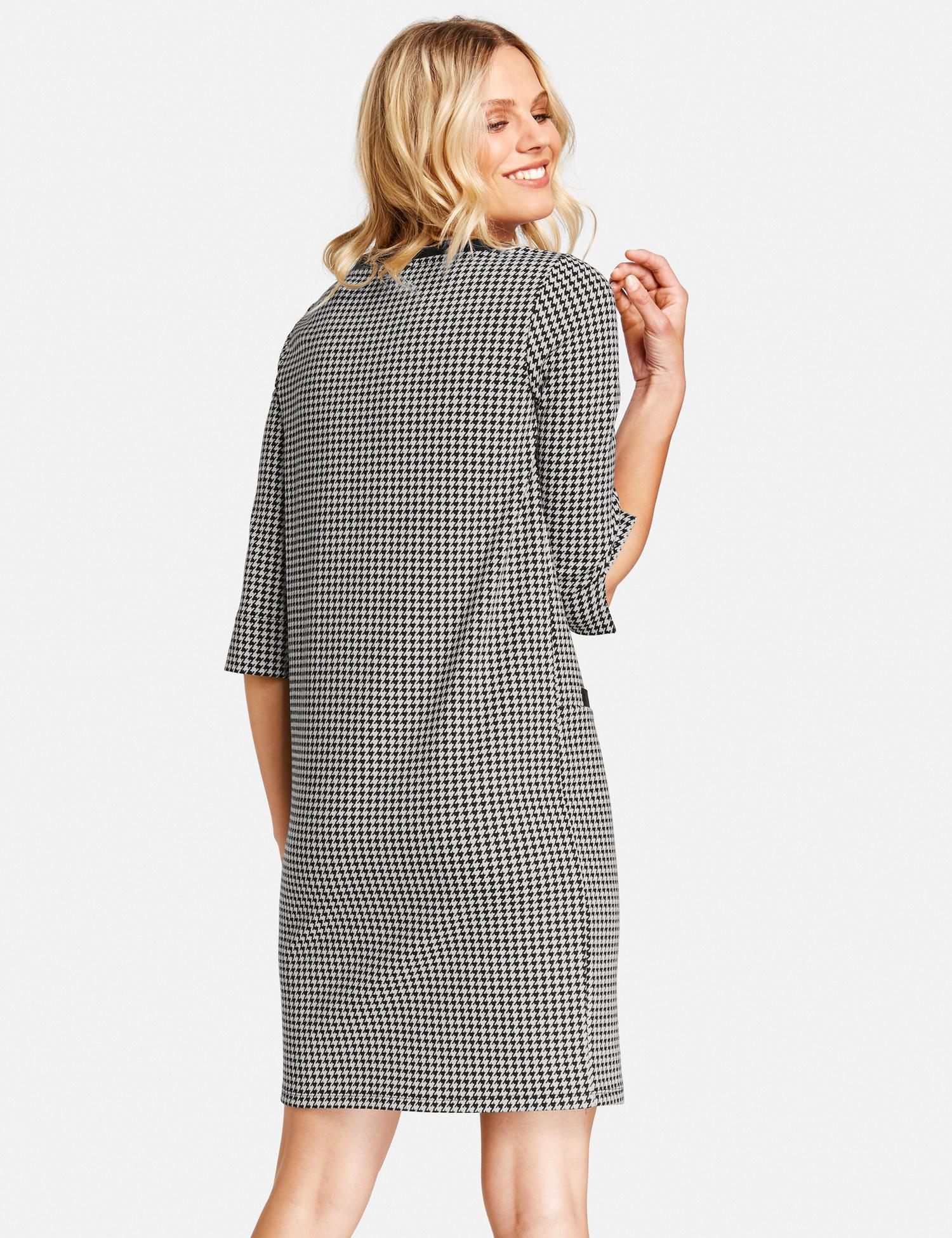 TAIFUN robe à carreaux-4
