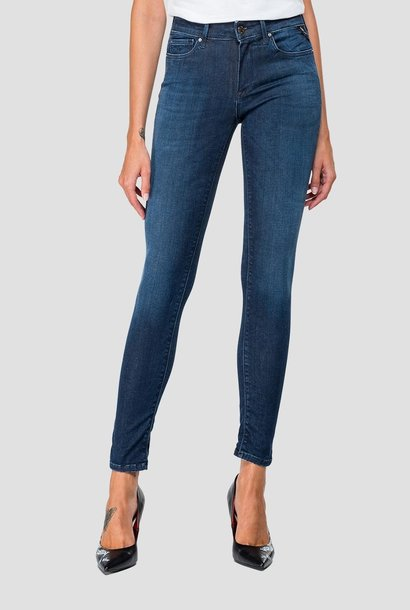 REPLAY jean skinny taille haute