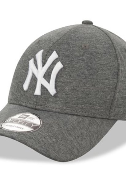 NEW ERA 9forty yankees jersey gris