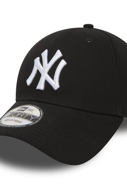 NEW ERA 9forty yankees noir blanc