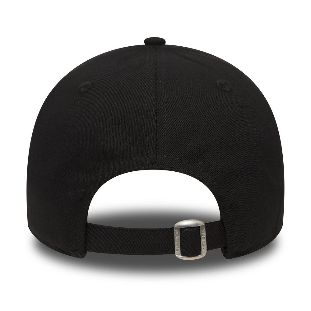 NEW ERA 9forty yankees noir blanc-2
