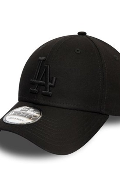 NEW ERA 9forty dodgers noir