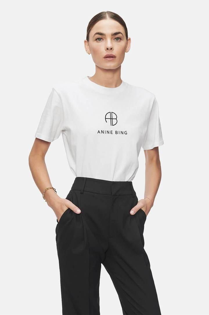 ANINE BING t-shirt hudson-2