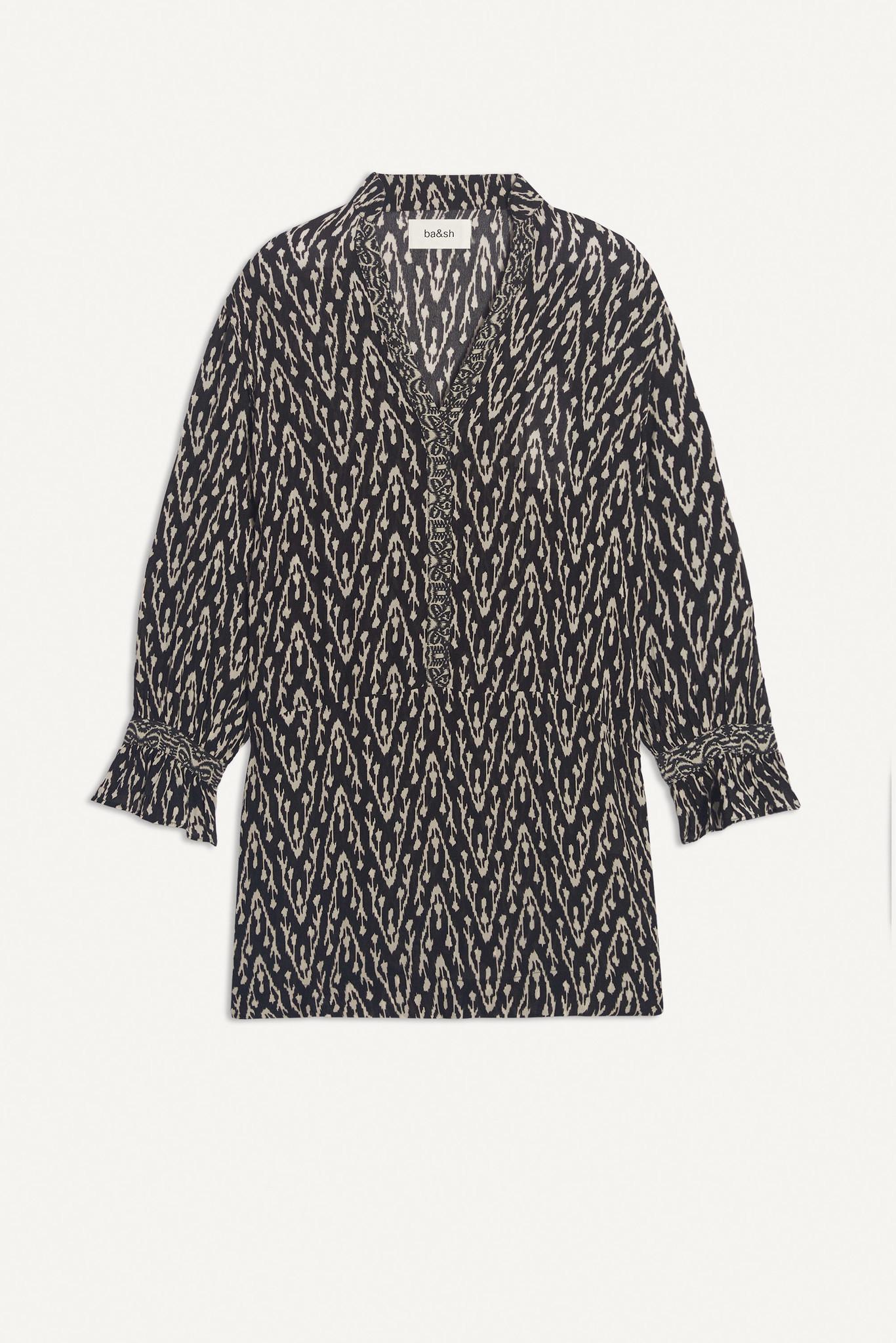 BA&SH robe isabora-1