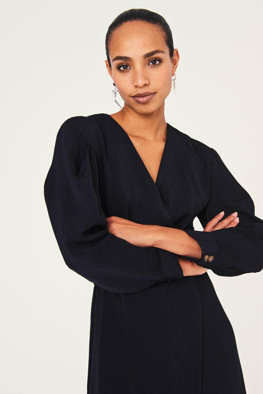 BA&SH robe briane-1