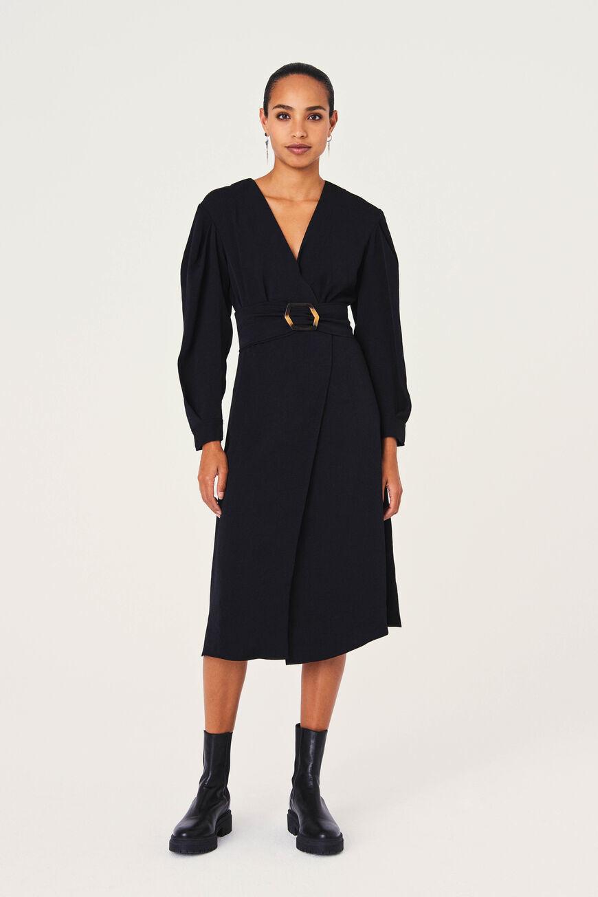 BA&SH robe briane-2