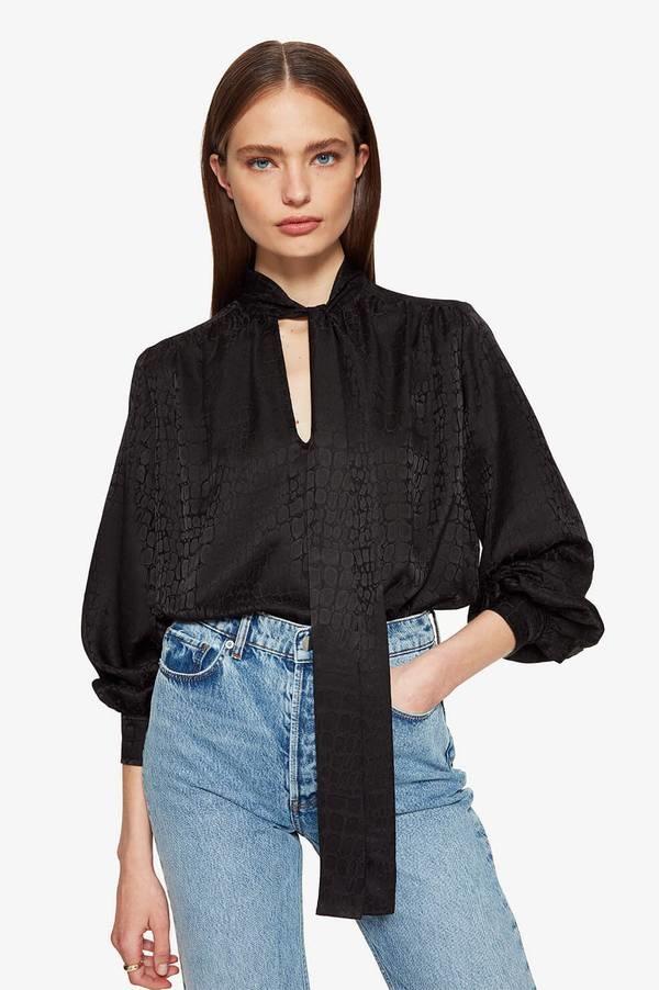 ANINE BING blouse Delilah-2