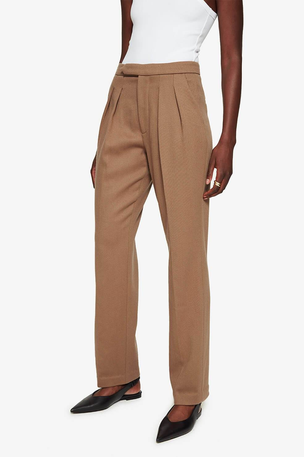 ANINE BING pantalon james-4