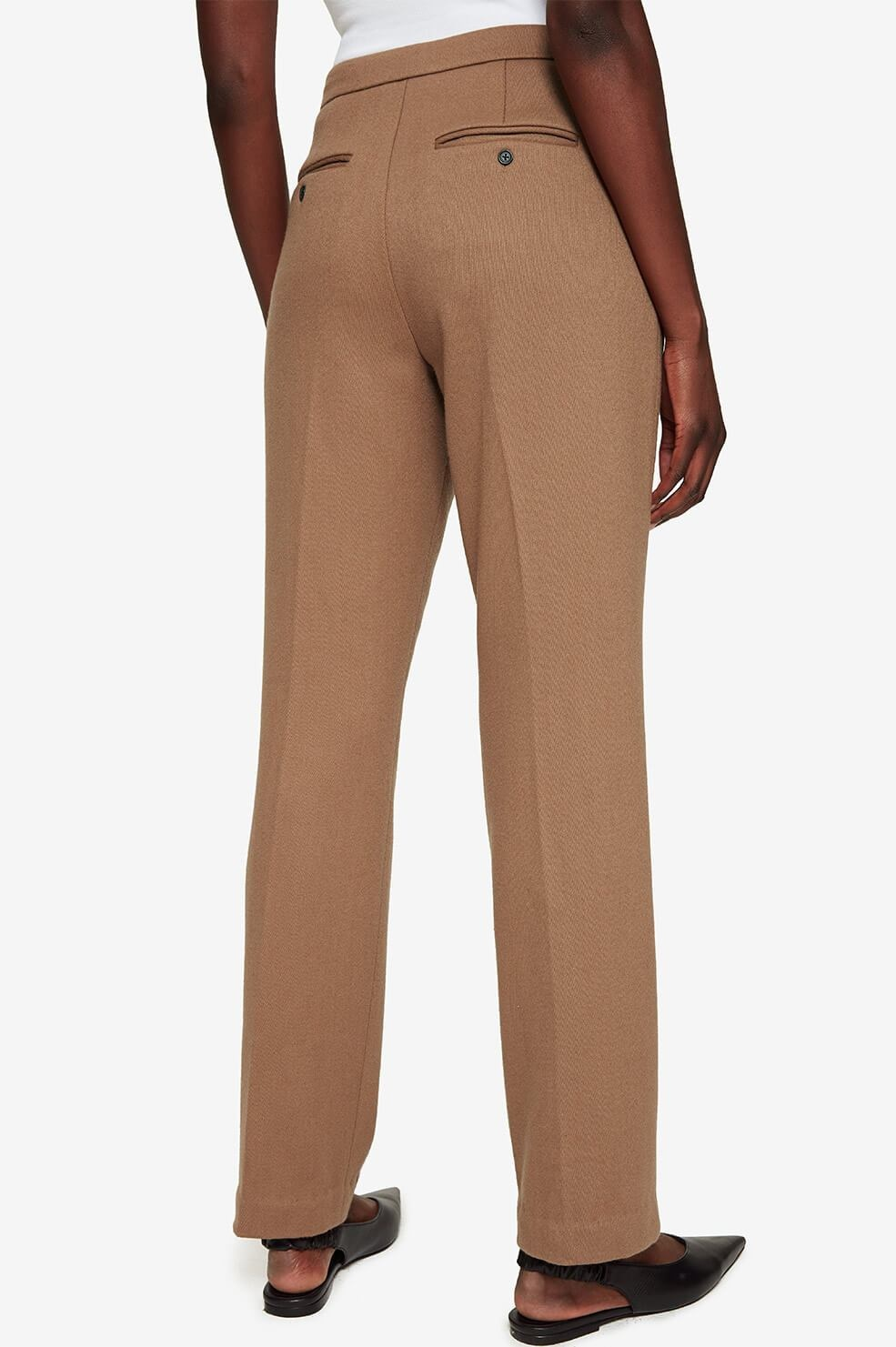ANINE BING pantalon james-7