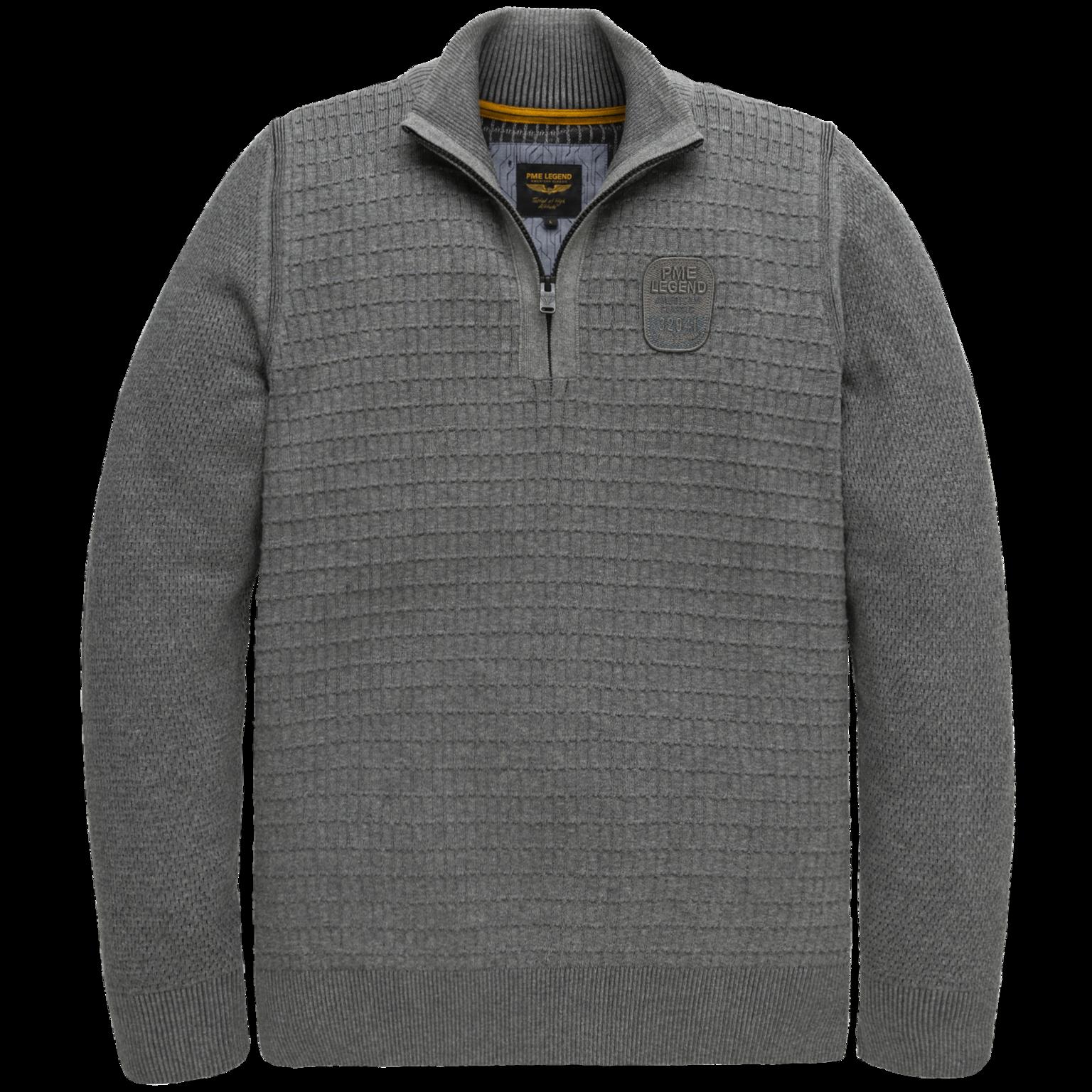 PME pull zip coton-1