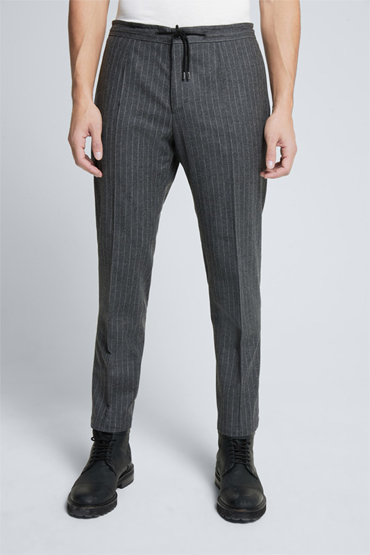 STRELLSON pantalon à rayures tennis saturn-2