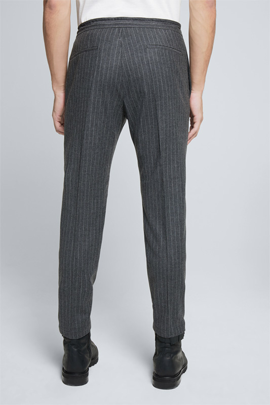 STRELLSON pantalon à rayures tennis saturn-4