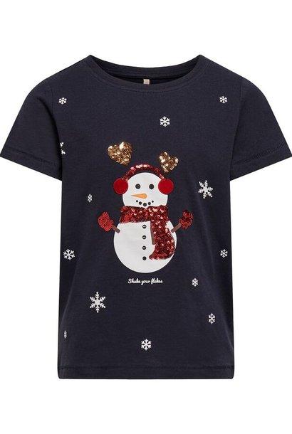 PEPITES t-shirt de noel kids