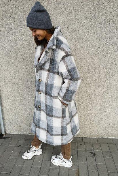 PEPITES manteau noémie