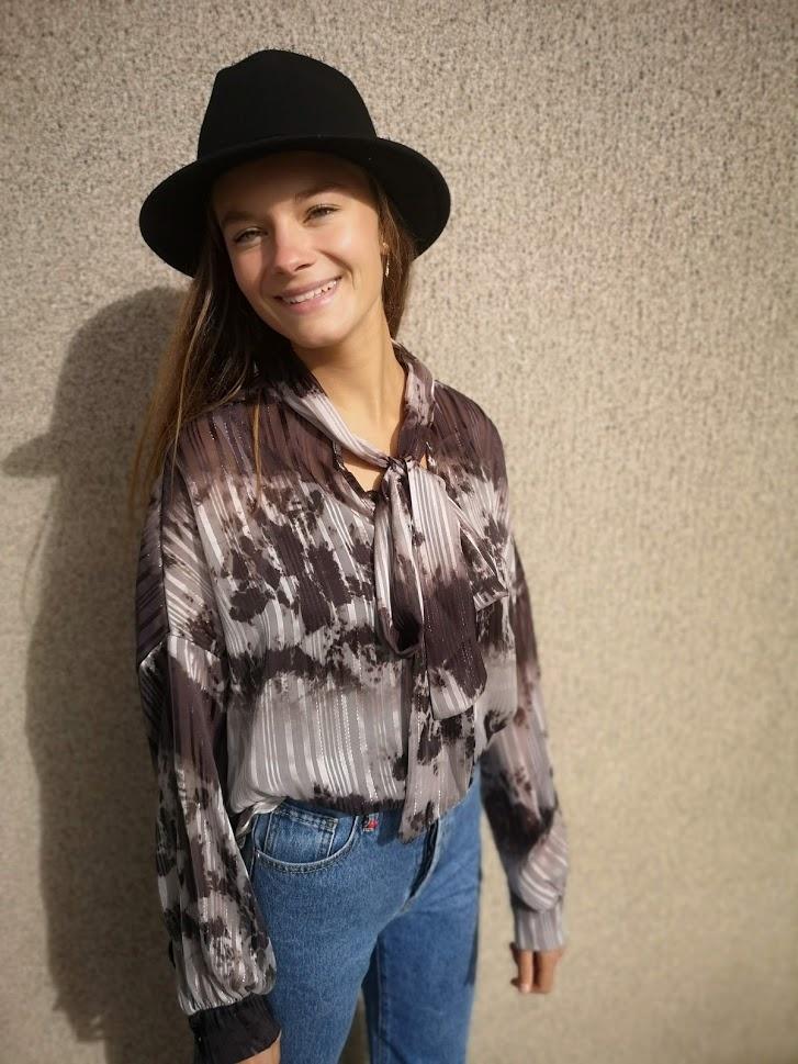 PEPITES blouse clémence-2