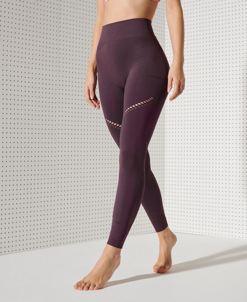 SUPERDRY legging sans coutures flex-1