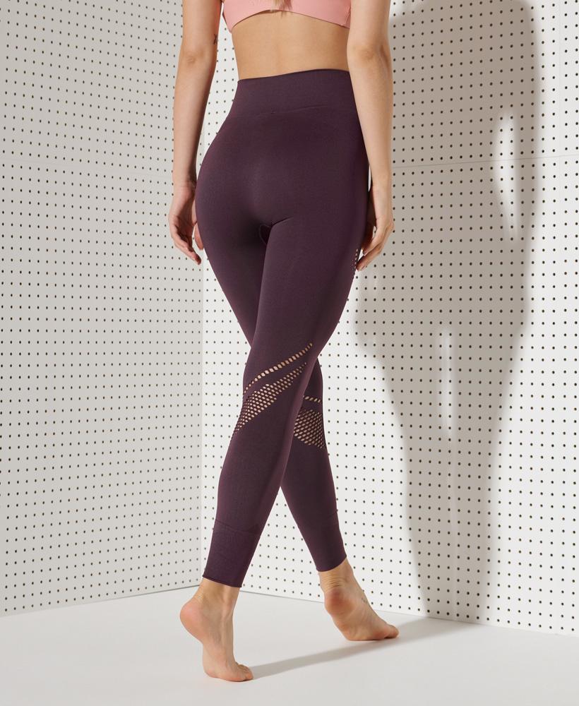 SUPERDRY legging sans coutures flex-3