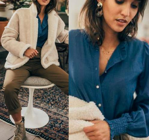 PEPITES blouse belma-2