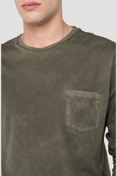 REPLAY T-shirt longues manches-9