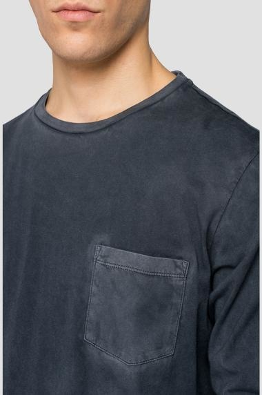 REPLAY T-shirt longues manches-4