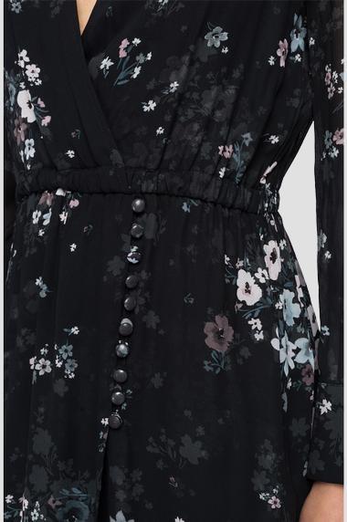 REPLAY Robe imprimé fleuri-5